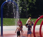 Featured Park: Raymond Park